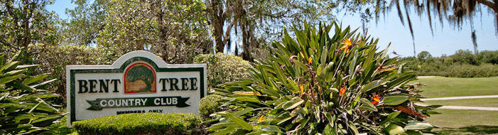 Bent Tree Sarasota Golf Course Community