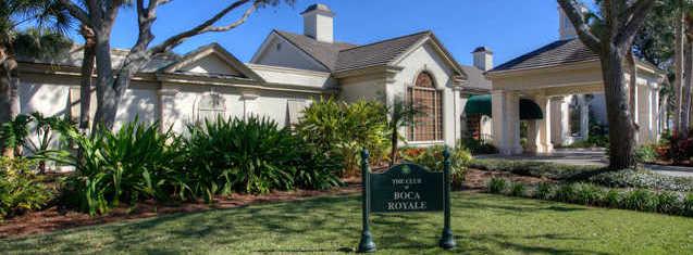 Boca Royal Country Club Sarasota Golf Course Communities