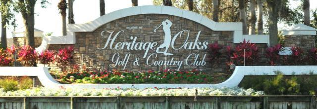Heritage Oaks Golf and Country Club Homes and Condos for Sale