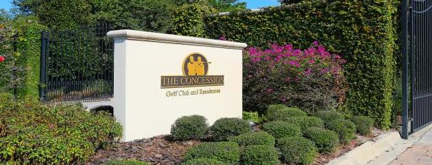 The Concession Golf Course Homes for Sale