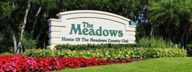 The Meadows Golf Course Homes for Sale