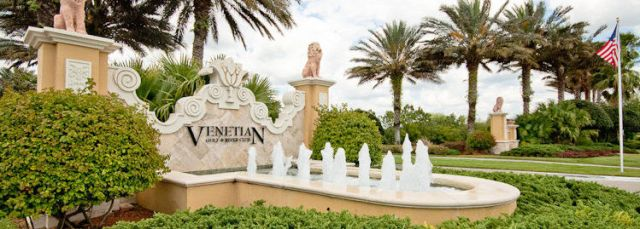 The Venetian Golf and River Club Homes and Villas for Sale