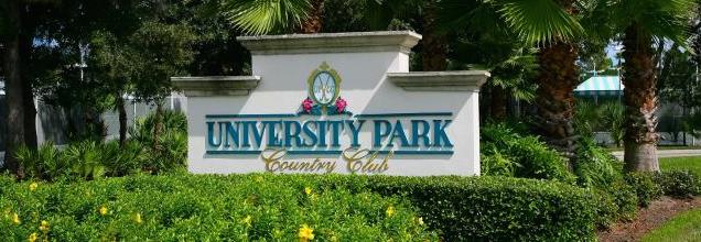 University Park Country Club Homes for Sale